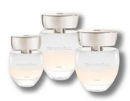 mercedes perfume