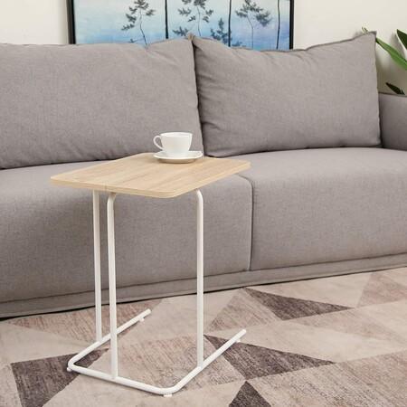 mesa auxiliar pequeña sofa