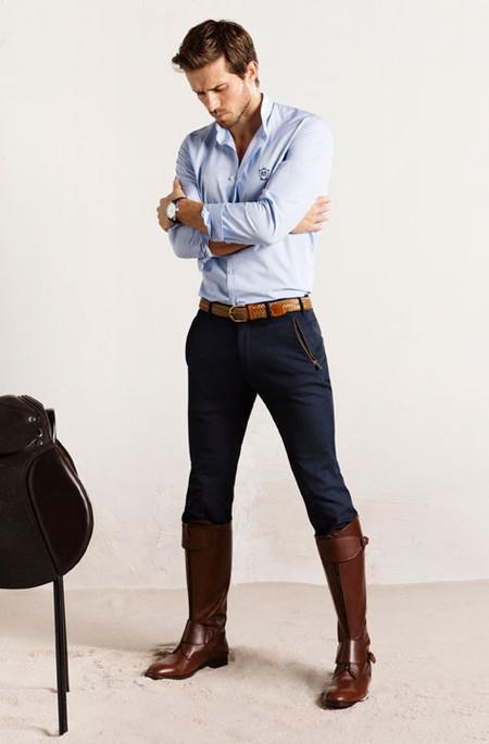 mejor selección d9992 3da4c botas altas de vestir hombre
