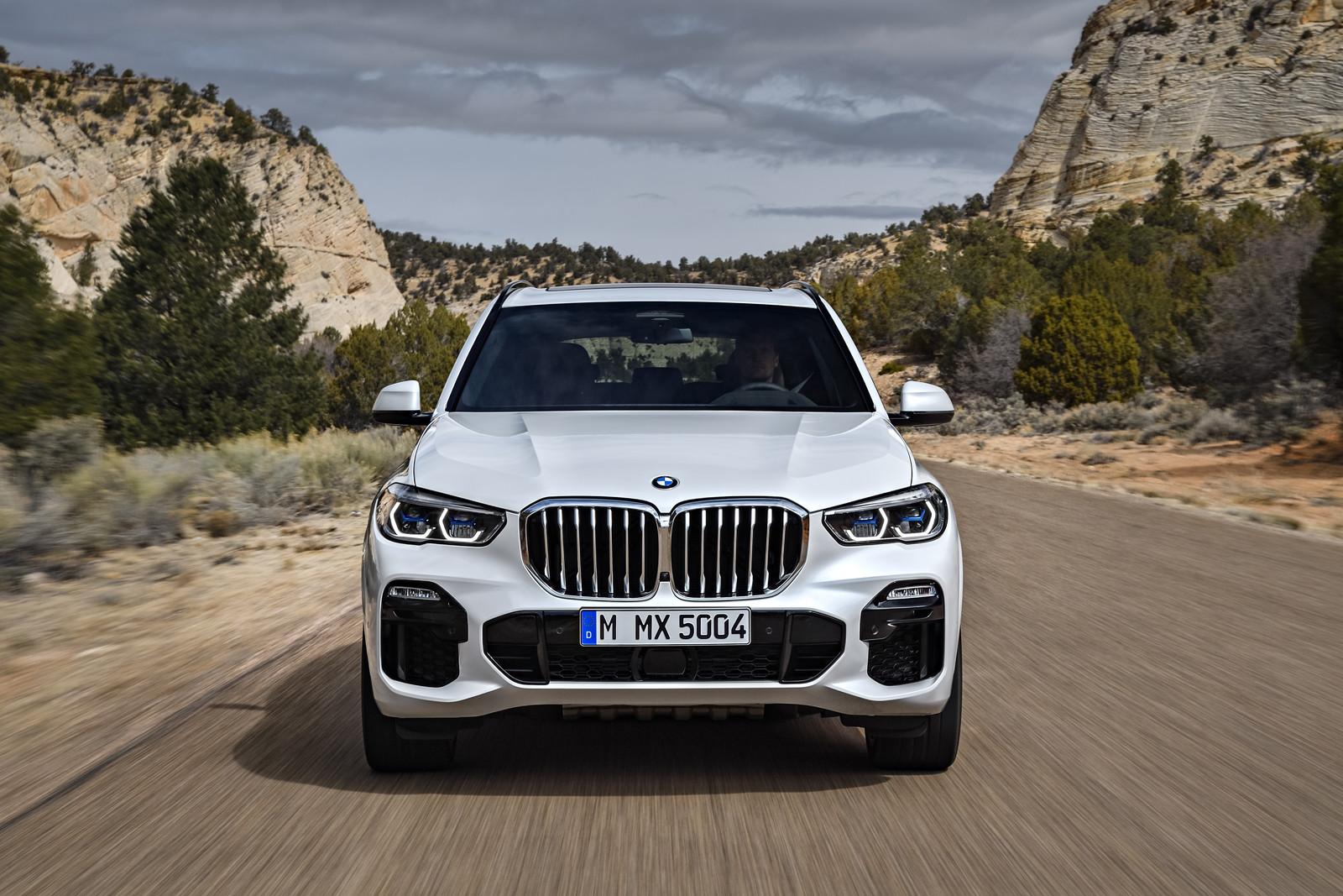 Foto de BMW X5 2018 (15/45)