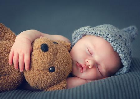 Sleeping Baby 1