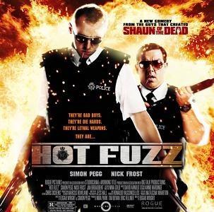 Nuevos poster y trailer de 'Hot Fuzz'