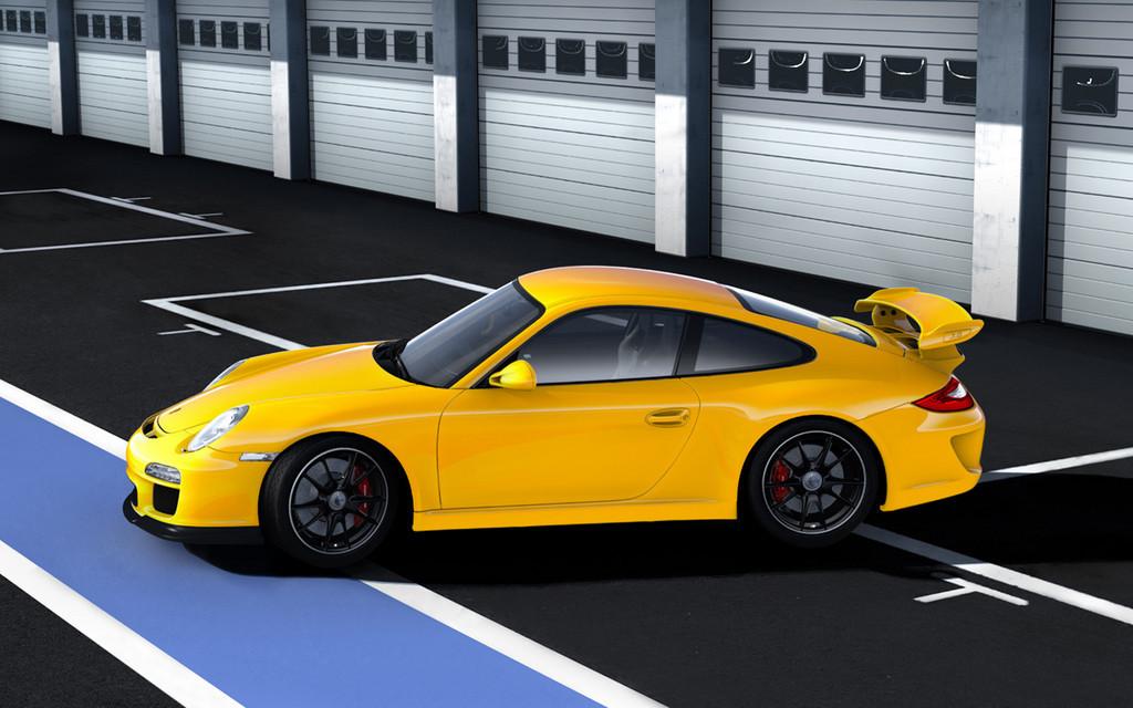 Foto de Porsche 911 GT3 2009 (46/132)