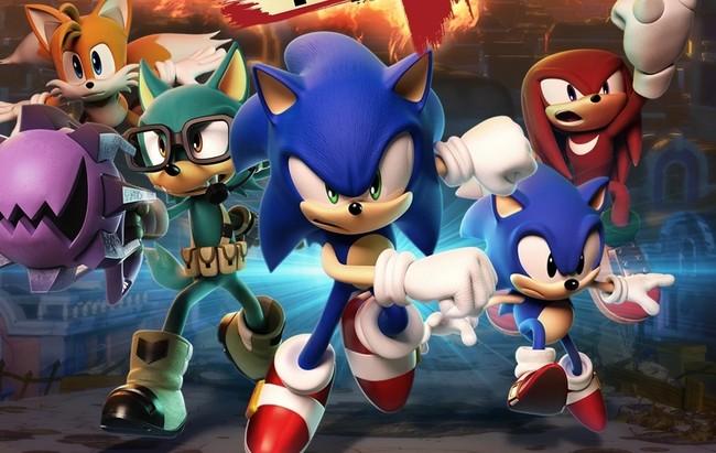 Sonic Forces ya tiene fecha de lanzamiento y sus bonificaciones de reserva incluyen trajes de Nights, Puyo Puyo y... ¿Persona 5?