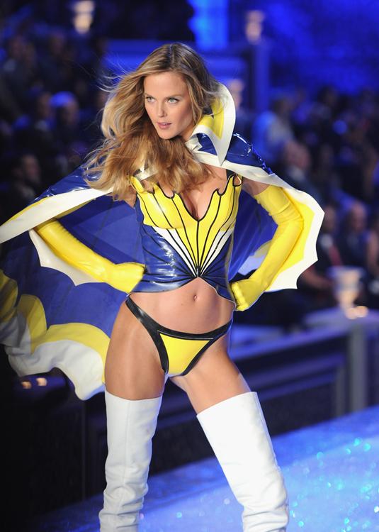 Foto de El desfile Victoria's Secret Fashion 2011: todas las imágenes (27/57)