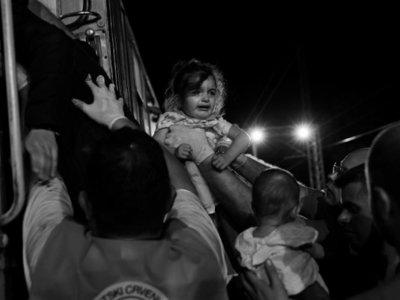 El magnífico trabajo de James Nachtwey sobre los refugiados
