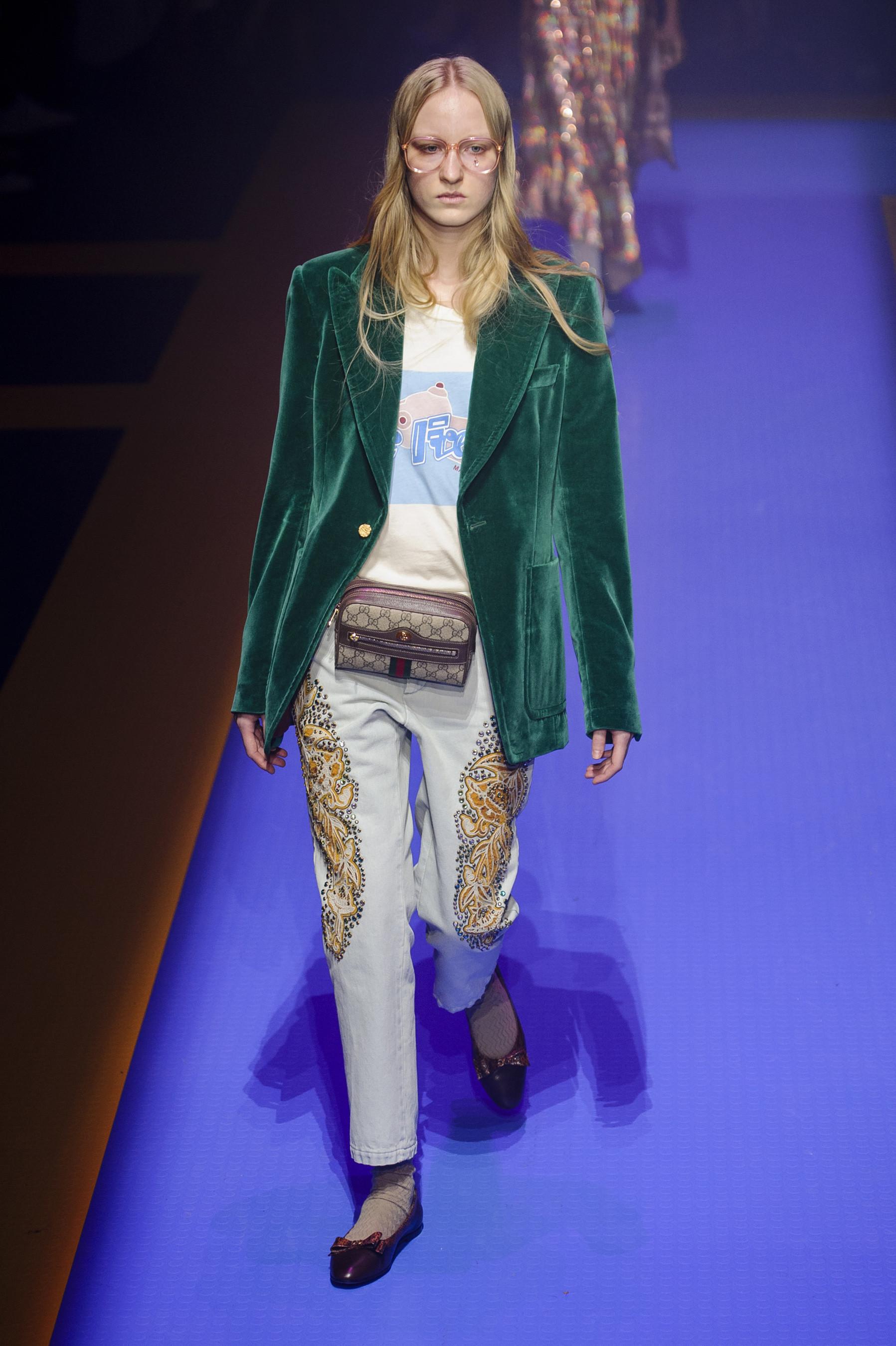 Foto de Gucci Primavera-Verano 2018 (47/63)
