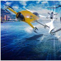Video, gracias a Airspeeder, las carreras del futuro podrían desarrollarse en el aire