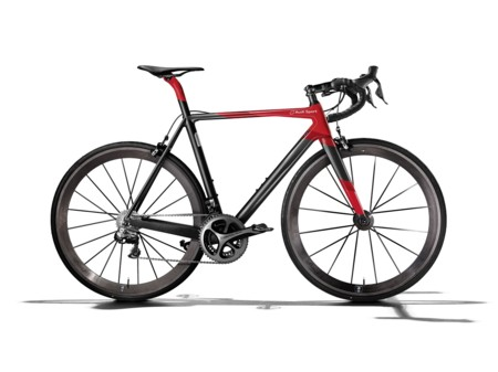 Audi Racing Bike 2