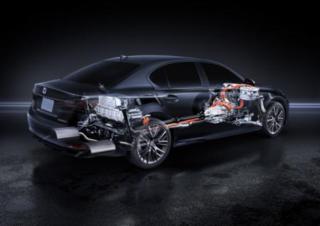Lexus Gs300h 2016 70
