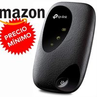 Precio mínimo en Amazon para el TP-Link M7200: lleva tu conexión a todas partes este verano por sólo 42,19 euros