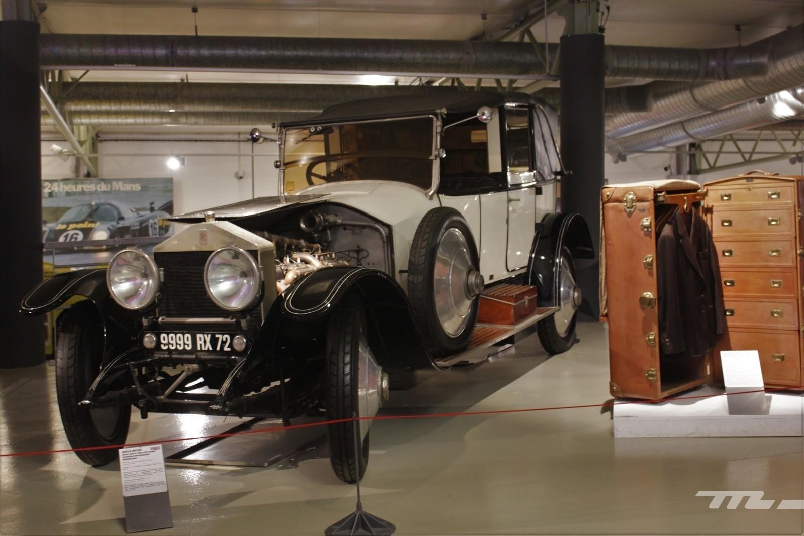 Foto de Museo de las 24 Horas de Le Mans (inicios) (21/30)