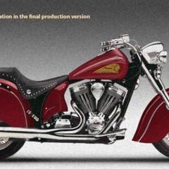Foto 9 de 11 de la galería indian-chief-2009 en Motorpasion Moto