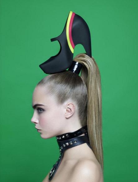 Cara para Melissa por Lagerfeld