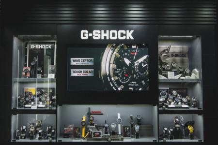 G Shock Llega A Mexico Con Su Primera G Factory Store En Cancun