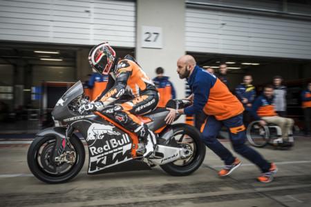 KTM está feliz como una perdiz tras sus primeros test con la KTM RC16