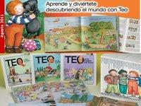 "Coleccionable ""Biblioteca Teo"""