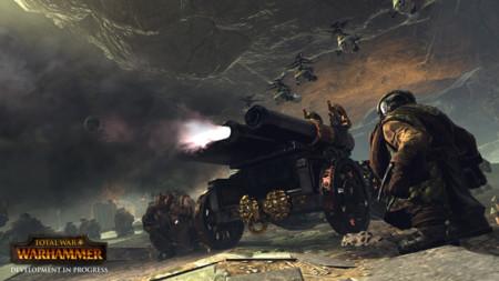 Total War: WARHAMMER nos muestra la raza de los Enanos en plena acción