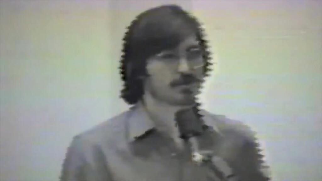Steve Jobs eligió el nombre de Apple para