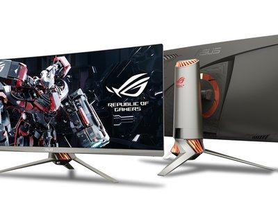 La explosión de los monitores 'gaming' tendrá lugar el año que viene, nadie se quiere quedar fuera del juego