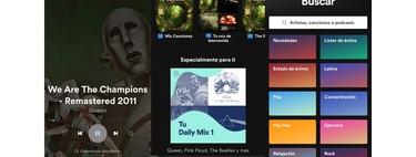 Spotify Free, lo hemos probado: qué se gana y qué se pierde con el nuevo Spotify gratuito para móviles