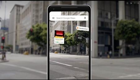 Google Maps Google I/O 2018