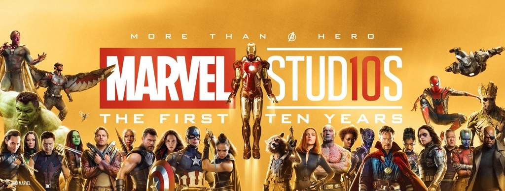 Marvel makes public the timeline of the movies of their movie universe