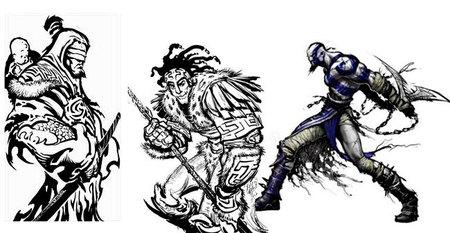 Old Kratos