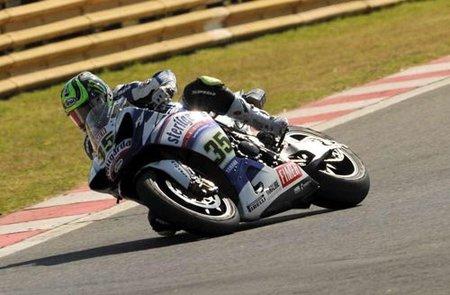 Superbikes Sudáfrica 2010: Crutchlow saldrá en la primera posición en Kyalami