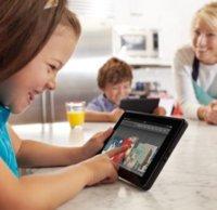 El Kindle Fire muerde, pero no al iPad