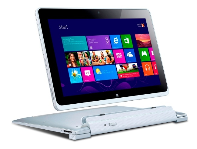 Foto de Acer Iconia W510P (1/5)