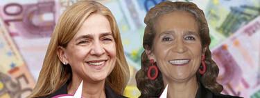¡900 millones! Las infantas Elena y Cristina serán las mujeres más ricas de España gracias a este favor del Rey Felipe VI (según Pilar Eyre)