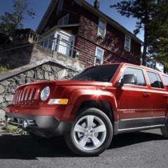 Foto 10 de 18 de la galería jeep-patriot-2011 en Motorpasión