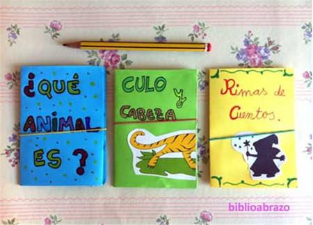 Hoy es el Día del Libro: ¿quieres celebrarlo haciendo tus propios mini libros?