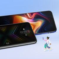 Nubia Play: el nuevo gama media premium para gamers llega con 5G y pantalla de 144 Hz
