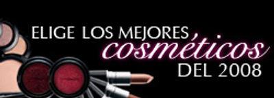 Elige los mejores cosméticos del 2008