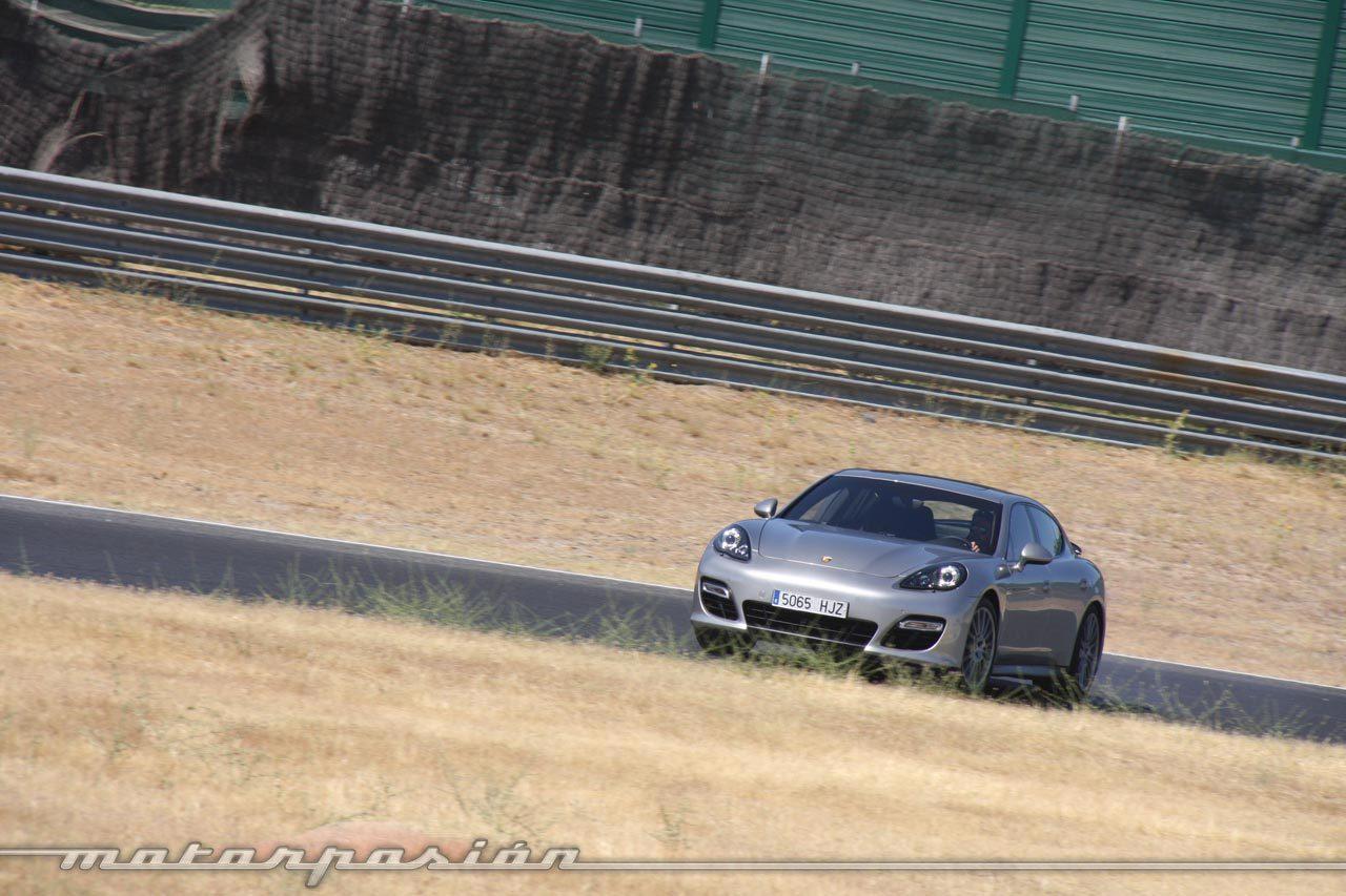 Foto de Porsche Panamera GTS (Prueba) (122/135)