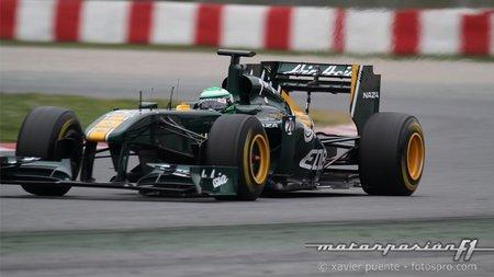Previo Fórmula 1: Team Lotus, a por los puntos