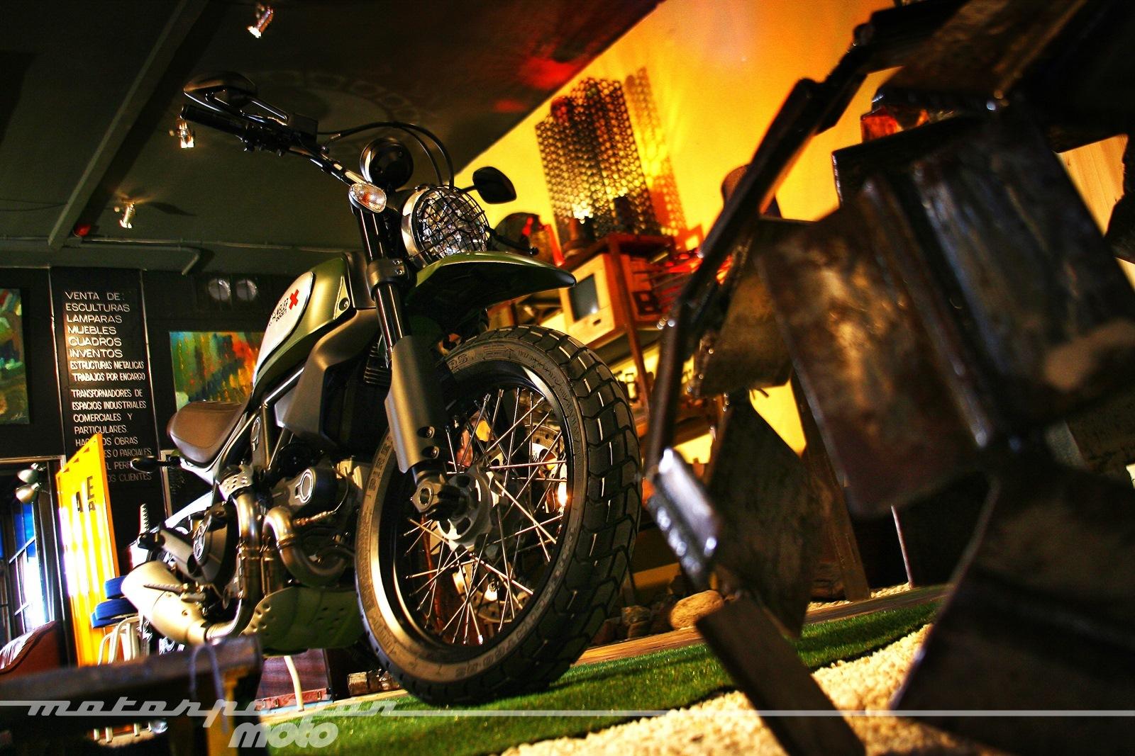 Foto de Ducati Scrambler, presentación 1 (37/67)