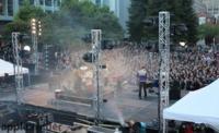 Imagen de la semana: Bastille despide la WWDC14 con un concierto