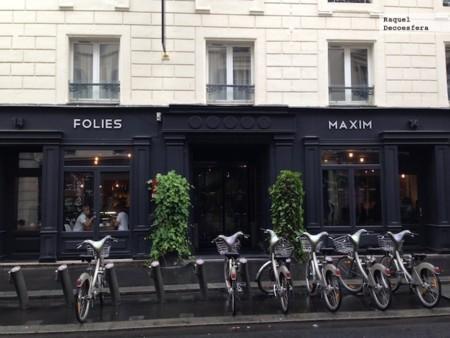 Maxim Folies, un hotel boutique con mucho encanto en el centro de París