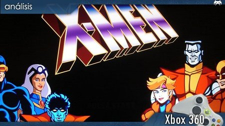 'X-Men Arcade'. Análisis
