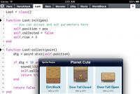 Codea, el editor de código para iPad, da a luz su primer juego: Cargo Bot