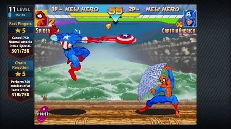 Marvel Super Heroes (Marvel vs. Capcom Origins)
