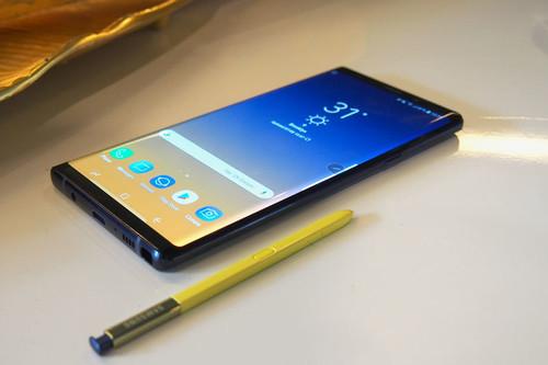 Samsung Galaxy Note 9: un conservador lanzamiento para un mercado más competitivo que nunca