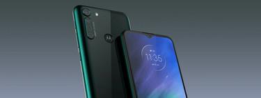 Motorola One Fusion: Snapdragon 710, cámara cuádruple de 48 megapíxeles y sin cámara motorizada