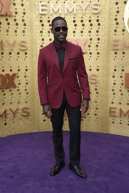 Sterling K Brown 71 Emmy Awards Red Carpet Alfomba Roja Trendencias Hombre