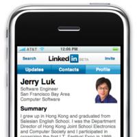 LinkedIn lanza una versión para móviles