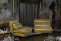 Le Vele sofa, 9 posiciones para un solo sillón