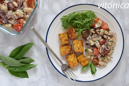 17 recetas vegetarianas y veganas saludables y ricas en hierro